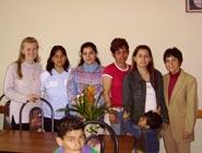 Az ő gyermekeik már szeretik a meséket - a 2004-ben végzett csoport Törökszentmiklóson