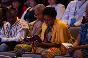 A-ghánai-delegáltak