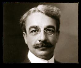 Howard Colby Ives író, költő és unitárius lelkész volt, aki 'Abdu'l-Bahával való találkozását követően nem sokkal (még 1912-ben) bahá'í lett. (c) Baha'is of the United States www.bahai.us