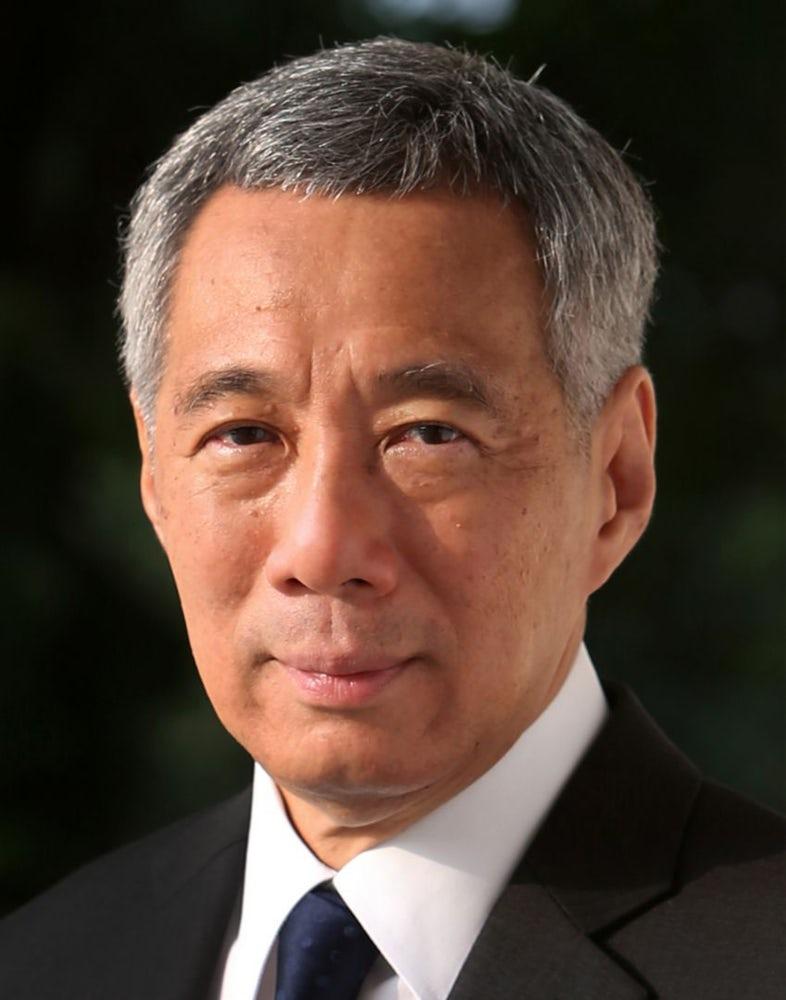 Lee Hsien Loong, Szingapúr miniszterelnöke (Fotó: Kommunikációs és Információs Minisztérium)