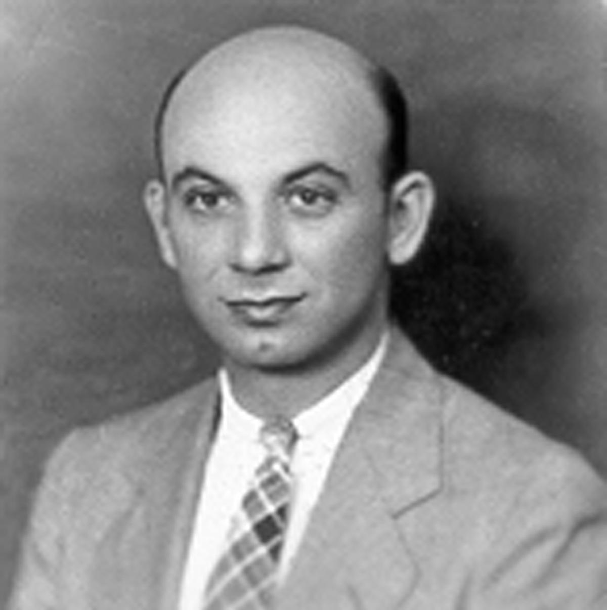 Leo Karczag, aki életét megváltoztatta az 'Abdu'l-Bahával való találkozás