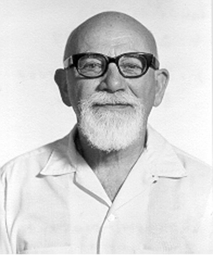 Leo Karczag fényképe (1974)