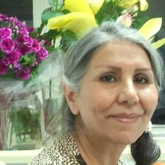 Mahvash Sabet, a jogtalanul bebörtönzött iráni bahá'í vezetőség tagja volt. Jogtalan és borzalmas bebörtönzése tegnap véget ért © Bahá'í Nemzetközi Hírszolgálat news.bahai.org