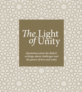 The Light of Unity_cover