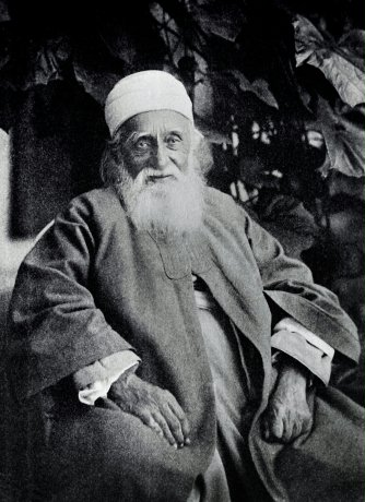 'Abdu'l-Bahá (c) Bahá'í Nemzetközi Közösség media.bahai.org