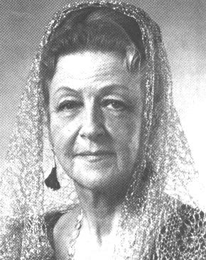 Bahá'u'lláh Szolgálóleánya (Amatu'l-Bahá), A Lélek Embere (Rúhiyyih), A Méltóság Hölgye (Khánum) (c) Bahá'í Nemzetközi Közösség media.bahai.org