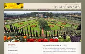 A látogatók programjának új eleme, hogy 25 fő feletti csoportok kérhetnek érdeklődésüknek megfelelően összeállított sétákat a bahá'í kertekben.