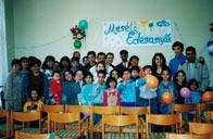 Az első végzett csoport (2002, Törökszentmiklós)