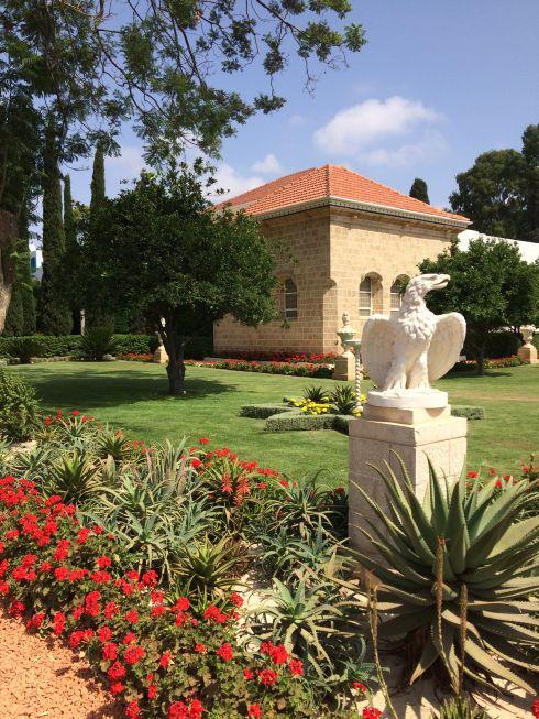 Bahá'u'lláh sírszentélye (Akko, Izrael) © Bahá'í Nemzetközi Közösség www.bahai.org