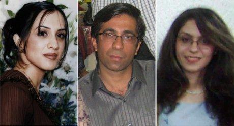 Humanitárius tevékenység miatt 4 év börtönbüntetését tölti 2007 novemberétől Haleh Rouhi, Sasan Taqva és Raha Sabet