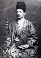 Edward Granville Browne, angol orientalista, aki találkozott Bahá'u'lláh-val - közkincs, public domain