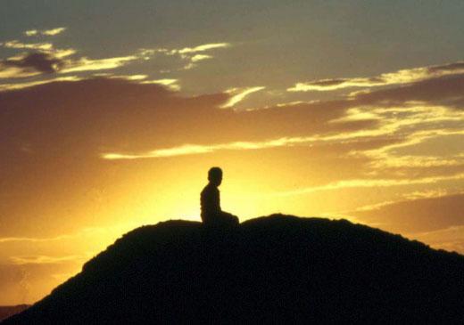Az igazság önálló keresése a bahá'í alapelvek egyike. (c) Magyarországi Bahá'í Közösség www.bahai.hu