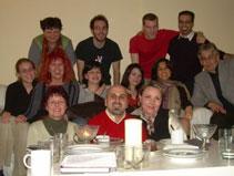 Az Imatalálkozó vidám résztvevői