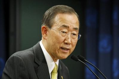 Az iráni emberi jogi problémákról az ENSZ főtitkára, Ban Ki-moon 2010. október 14-én, már harmadízben készített jelentést