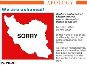 """Iráni értelmiségiek """"Szégyenkezünk"""" (We are Ashamed) című bocsánatkérő nyílt levele a CNN-ben is megjelent"""