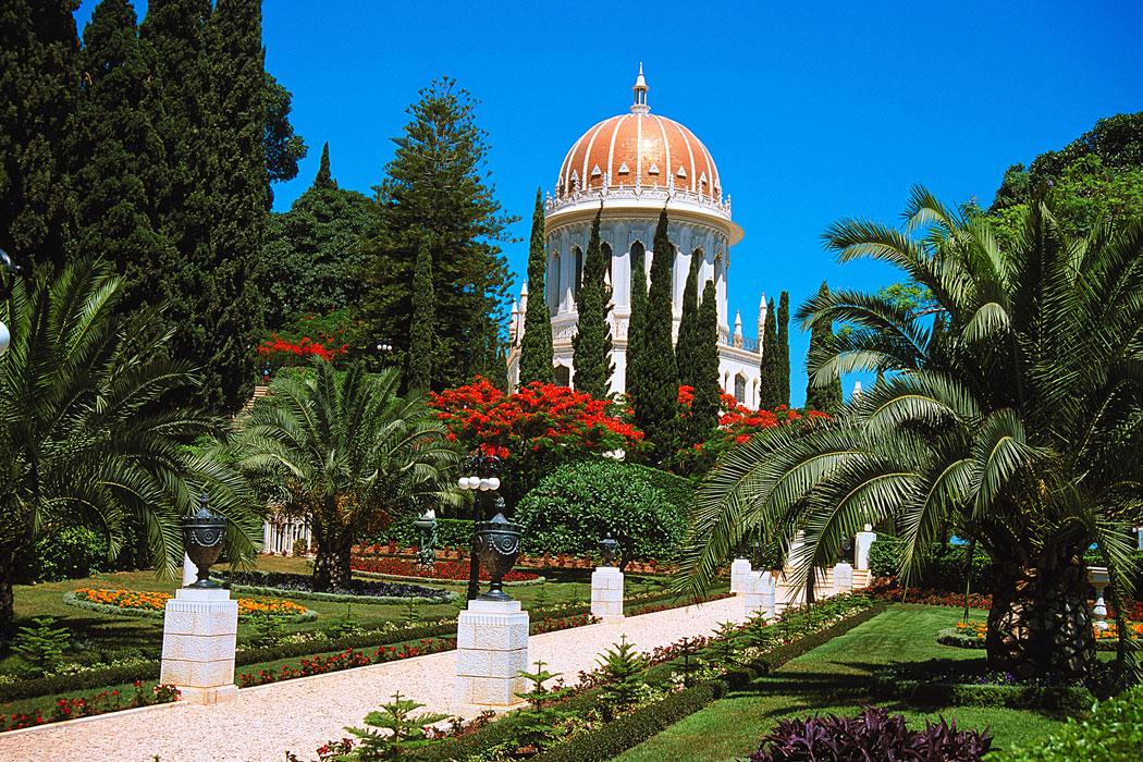 A szép kert virágzásban (c) Bahá'í Nemzetközi Közösség media.bahai.org