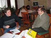 Tanulókörök: Tanácskozás, egymás kölcsönös gazdagítása szellemi témákról kis csoportokban. (c) Magyarországi Bahá'í Közösség www.bahai.hu