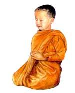 A vallások közös alapelve, az aranyszabály a buddhizmus szerint: Ne bánts másokat olyasmivel, ami téged is bántana. © Jeff Strieff