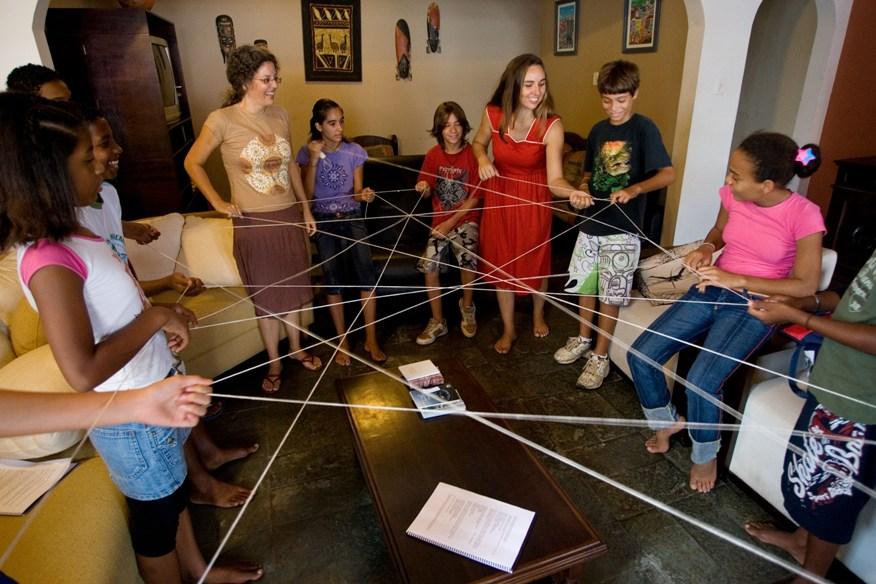 A világvallás serdülőcsoportja nyitva áll minden háttérű kamasz előtt, Brazília, Cidade de Bahia (c) Bahá'í Nemzetközi Közösség www.bahai.org